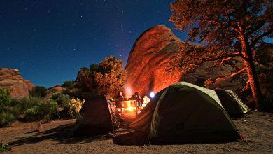 Dicas de sobrevivência para acampar