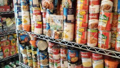 Como iniciar uma fonte de armazenamento de alimentos de emergência