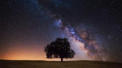 Como fotografar a Via Láctea