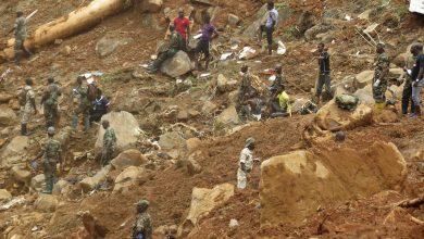 """Serra Leoa pede """"ajuda urgente"""" após deslizamentos de terra matarem mais de 400"""