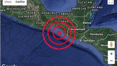Mega Terremoto de 8.1 atinge o México